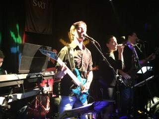 Intenso estreno de la Jukebox Band en Mallorca