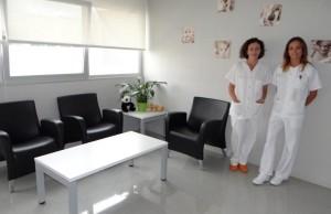 Nueva sala de lactancia en el Hospital Mateu Orfila. Foto: H. Mateu Orfila.
