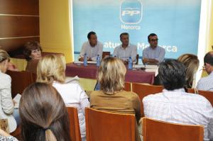 Conferencia política del PP (Foto: Tolo Mercadal)