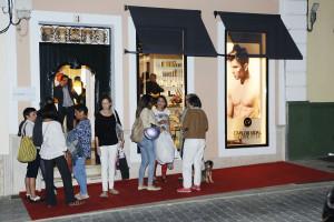 Inauguración, este miércoles, del Studio Carlos Vidal. Foto: Tolo Mercadal.