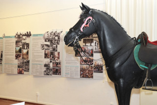 Imagen de la muestra 'Expogràcia'. Foto: Tolo Mercadal.