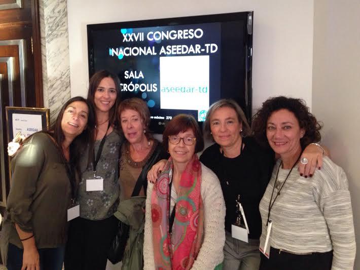 Imagen de las enfermeras participantes.