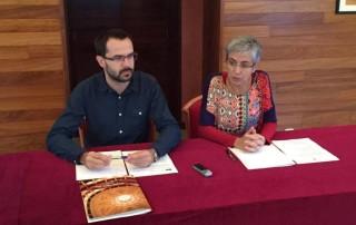 Héctor Pons y Conxa Juanola. Foto: F.T.P.M.