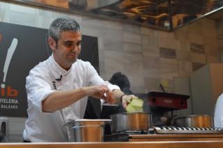 Miquel Sánchez, chef y propietario de Smoix. Foto: Chefs(in).