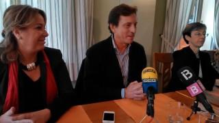 Mateu Isern entre las candidatas  menorquinas.