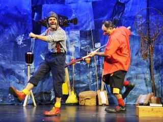 Suli y Monyaco llenan el Orfeó de risas y de público