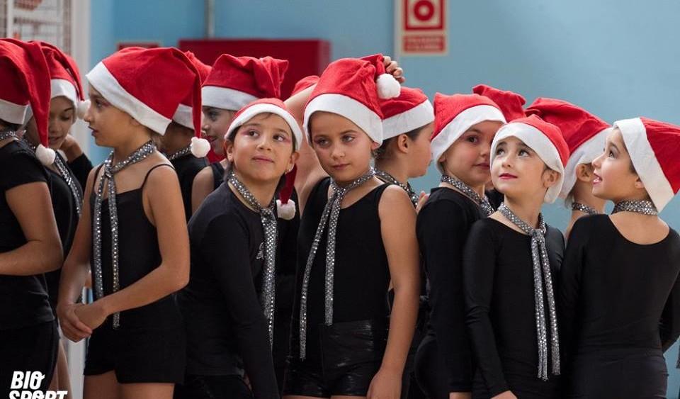 Momento de una de las actividades para los más pequeños (Fotos:  Carlos Mascaró - Biosport)