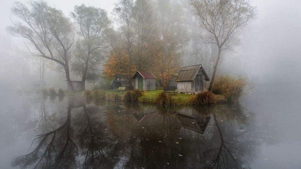 'The village'. Szödliget (Hungría). Foto: Gabor Dvornik.