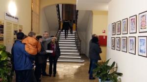 Hay ilusión ante el inminente comienzo de las actividades en el renovado teatro de Calós de Ciutadella.
