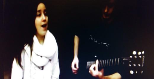 Imagen del videoclip 'FeelNadal' 2015.