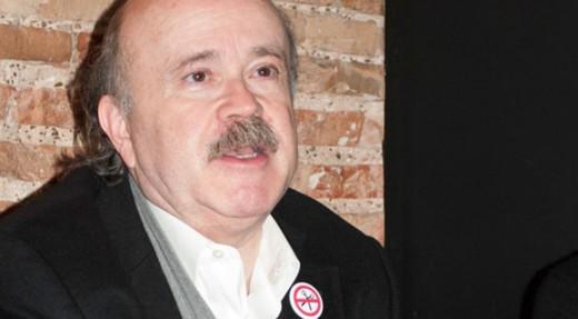 El dramaturgo valenciano Josep Lluís Sirera (1954-2015).
