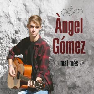 Portada del disco de debut de Àngel Gómez.