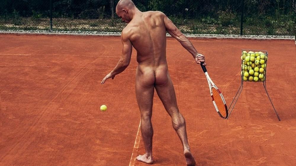 Dominik Kruzel, tenista. Foto: Dominika Cuda.