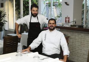 'Rels' es la primera aventura como empresarios con restaurante propio de Joan Bagur y Antoni Taltavull. Foto: Tolo Mercadal.