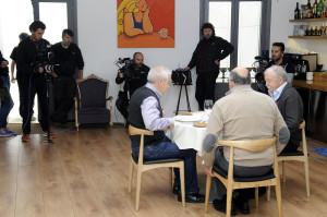 Tres empleados explican su experiencia en La Menorquina.