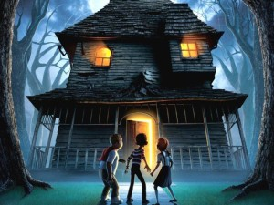 Imagen de la película 'Monster House'.