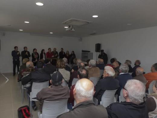 Sant Martí entra en una nueva dimensión con su nuevo local social