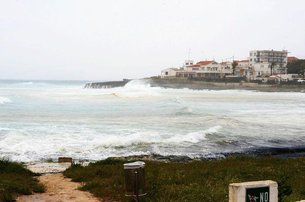 Mal tiempo en Menorca este fin de semana.
