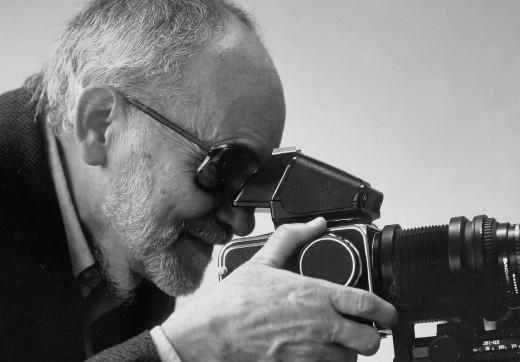 El fotógrafo menorquín Toni Vidal nació en Es Castell en 1934 y llegó a Barcelona en 1968. Foto: T.V.