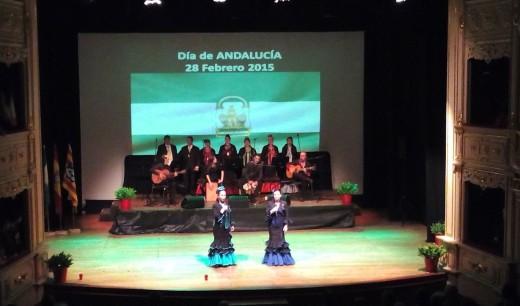 Este año será el 27 de febrero cuando la Casa de Andalucía celebrará su Día en el Teatre Principal de Maó. Foto: Casa de Andalucía de Menorca.