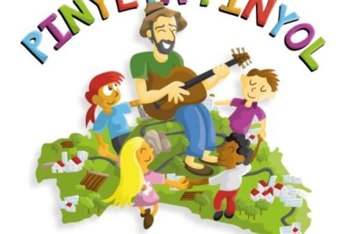 Fragmento de la imagen de portada del nuevo disco de Pinyeta Pinyol.