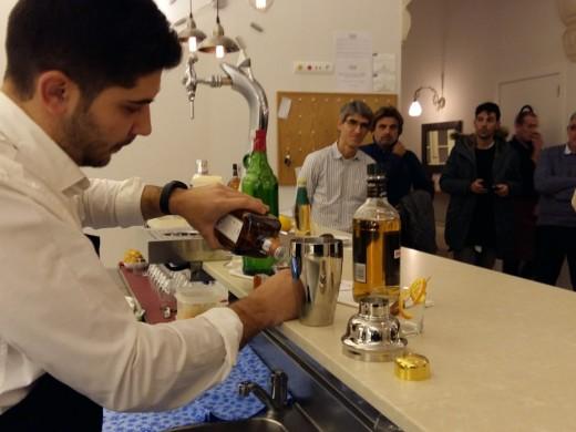 Los 'Tres Tocs' de Sant Antoni se avanzan en forma de cóctel