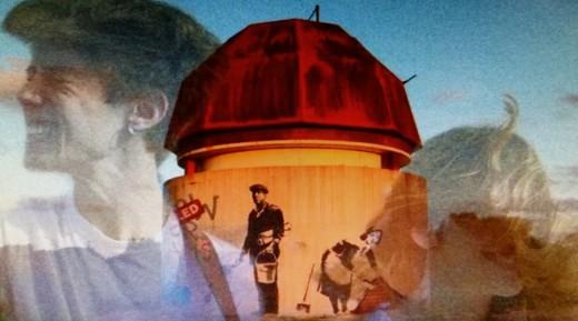 Imagen de 'Canta', el tercer videoclip de la trayectoria de Àngel Gómez.