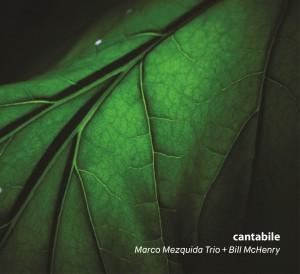 Portada del disco de Marco Mezquida que opta a los premios Enderrock.