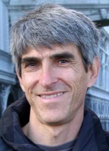 El autor del nuevo Quadern, Alfons Méndez. Foto: IME.