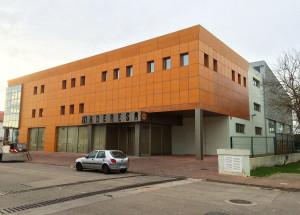Esta es la futura sede del Centre BIT.