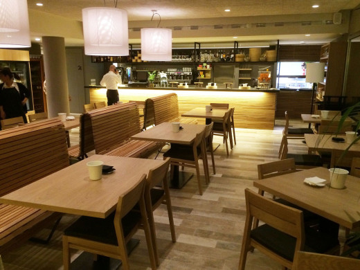 Restaurante Way: nuevo espacio, más gastronomía, mismo esmero