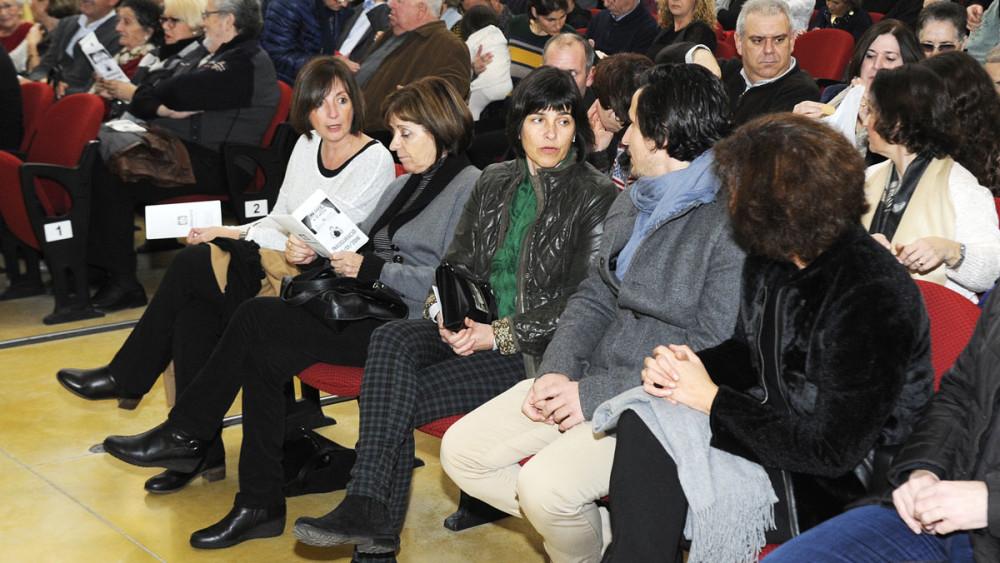 La presidenta del Consell de Menorca Maite Salord y la alcaldesa de Ciutadella Joana Gomila asistieron al evento.