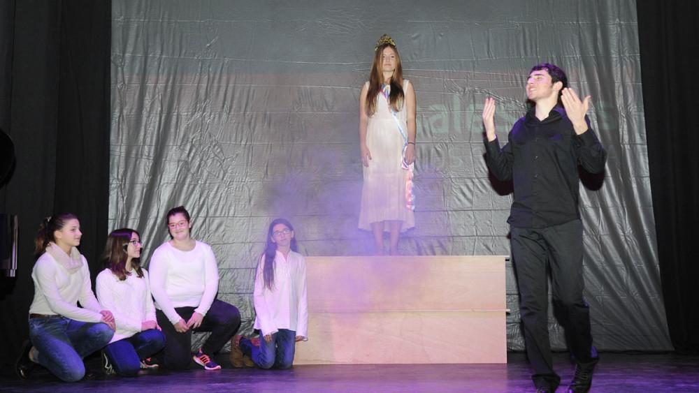 Uno de los temas del musical 'Don Bosco' estuvo dedicado a Maria Auxiliadora.