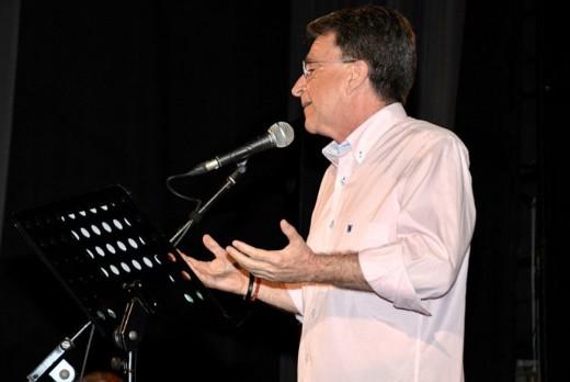 El poeta alaiorenc Ponç Pons.