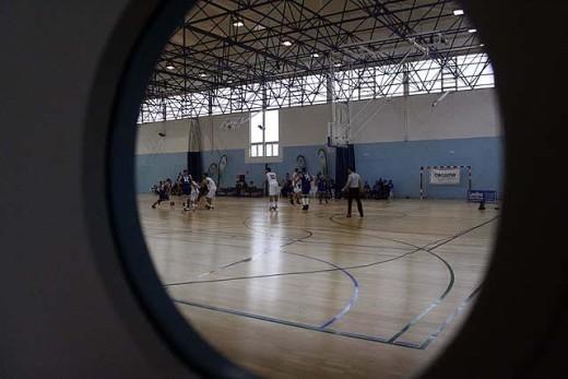 El Menorca Talaiòtica-Arenys ha sido el único partido que se ha jugado este fin de semana (Foto: deportesmenorca.com)