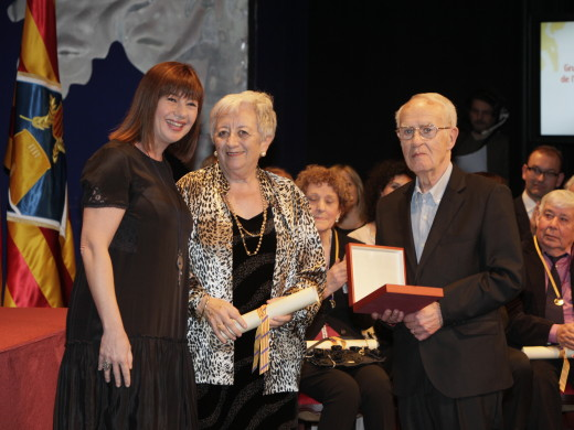 Los menorquines ya lucen sus premios Ramon Llull