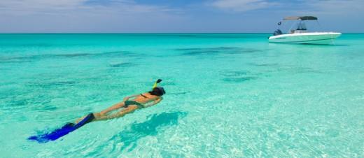 La caribeña de Grace Bay es la playa considerada mejor del mundo en TripAdvisor.