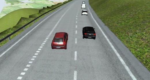 Simulador para autoescuela.
