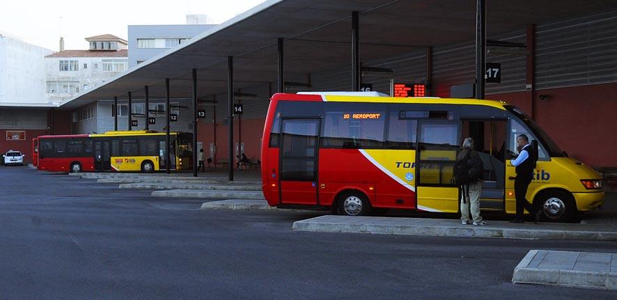Estación de autobuses de Maó