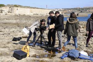 Este largometraje es una coproducción entre Esdeveniments Ludovit y la productora Aved.