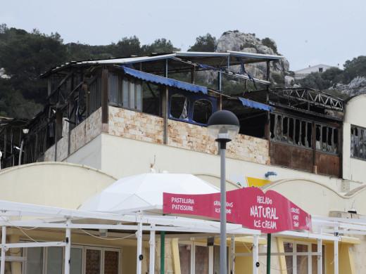 Las imágenes del desastre