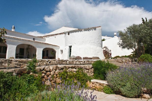 Casa rural en Sa Torre Blanca.