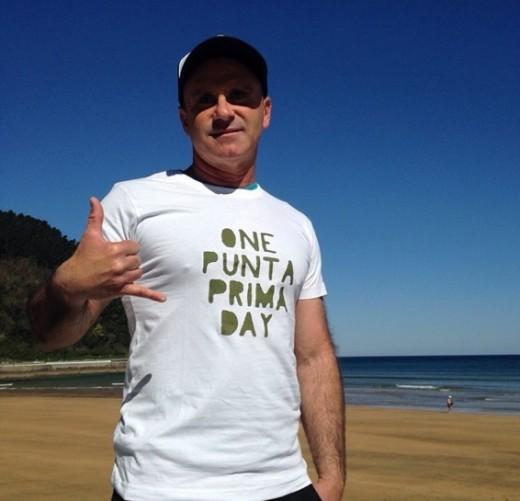 """""""Gallo"""", en una imagen promocional (Fotos: One Punta Prima Day)"""