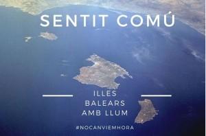 Imagen del grupo de Facebook que pide no cambiar la hora de invierno en Balears.