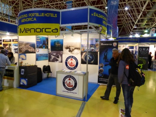 Promocionar el buceo local