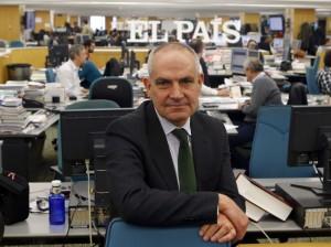 Antonio Caño, en la dirección de El País