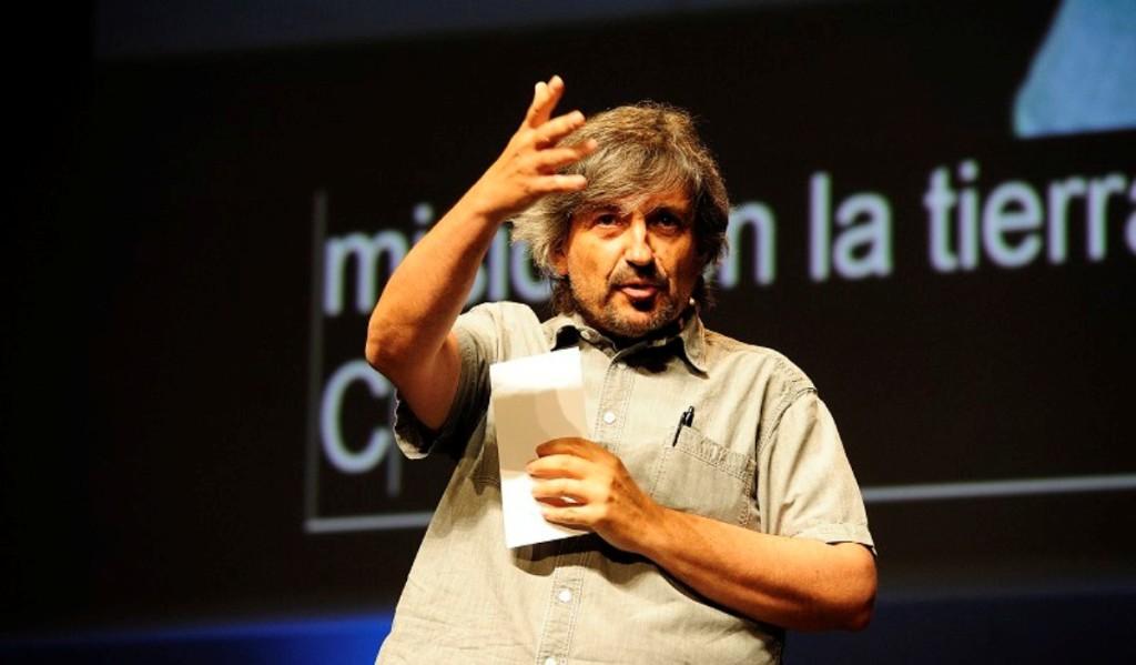 Carles Capdevila en una conferencia reciente.
