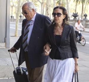El doctor y su esposa