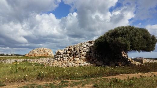 Imagen del poblado de Montefí.