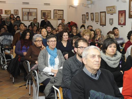 Luisa L. Cortiñas y Elena Murcia ganan el concurso '100 paraules per la igualtat' de Maó